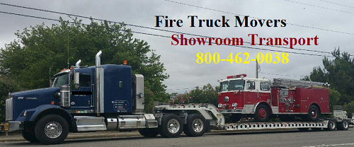 Fire Truck Movers