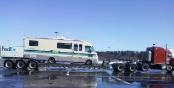 RV Motorhome Transport Company